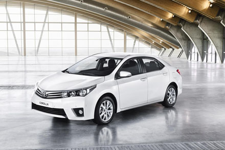 Ra mắt Toyota Corolla Sedan thế hệ mới phiên bản Châu Âu