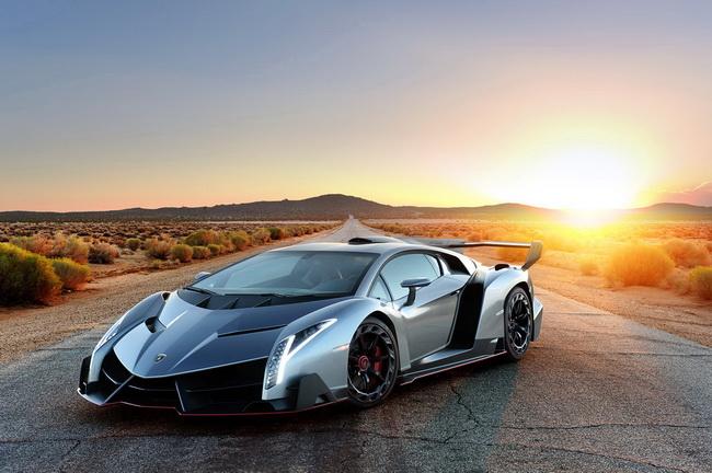 Siêu xe Lamborghini Veneno