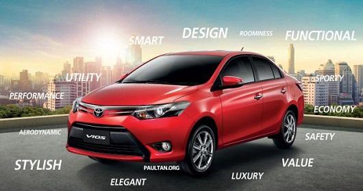 Toyota Vios 2013 có giá từ 400 triệu đồng