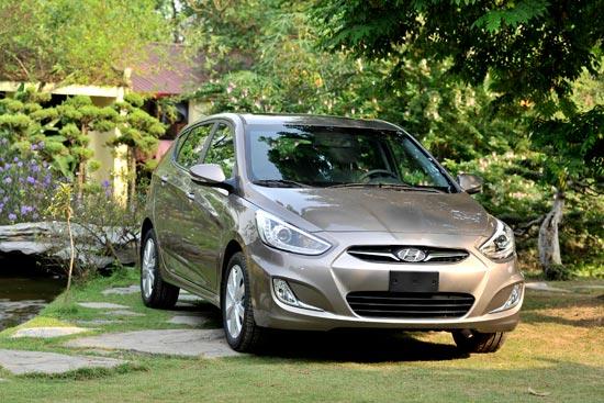 Hyundai Thành Công ra mắt Accent 5 cửa