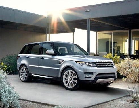 Range Rover Sport 2014 có giá từ 63.500 USD