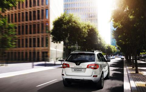 Renault tung mẫu mới tại Vietnam Motorshow 2013
