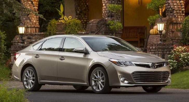 Toyota điều chỉnh giá của chiếc Avalon 2014