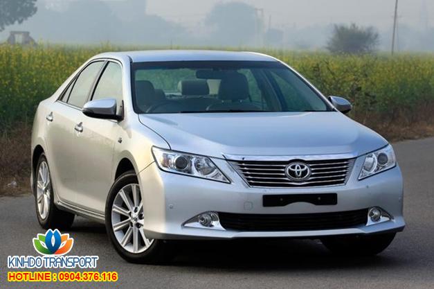 Cho thuê xe du lịch 4 chỗ Toyota  Camry 2.4