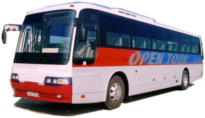 Cho thuê xe du lịch 45 chỗ Hyundai  Aero Hi Class