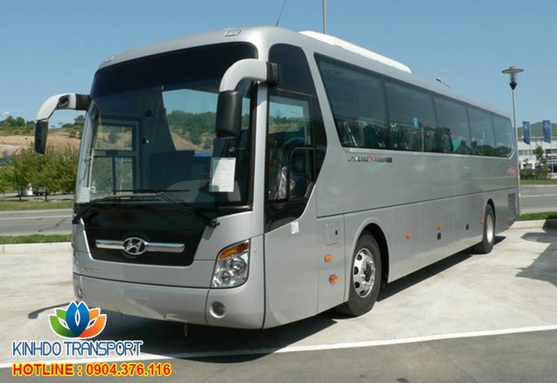 Cho thuê xe du lịch 45 chỗ Hyundai Universe